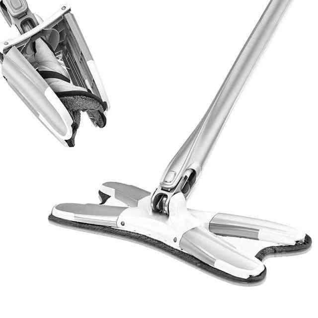 Manual Extrusion Floor - Hand Free Washing Flat Mop