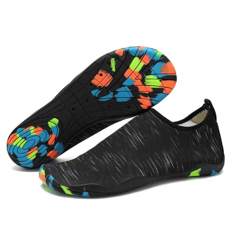 Sneakers Swimming Shoes Quick Drying Aqua Shoes - Beach Shoes For Men And
