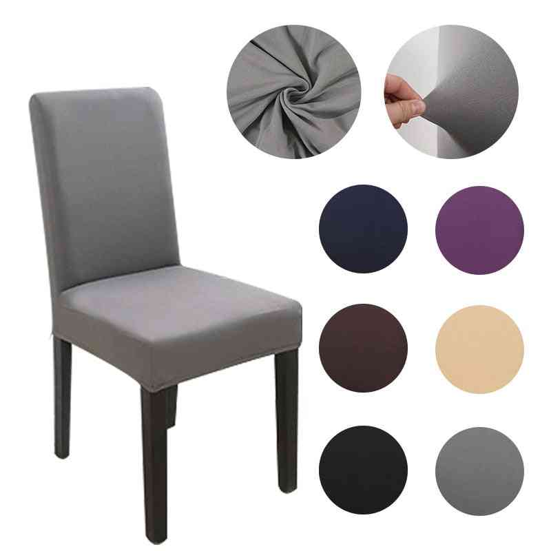 Fabric Chair Cover For Dining Room - High Back Living Room - Sofa And Armchairs