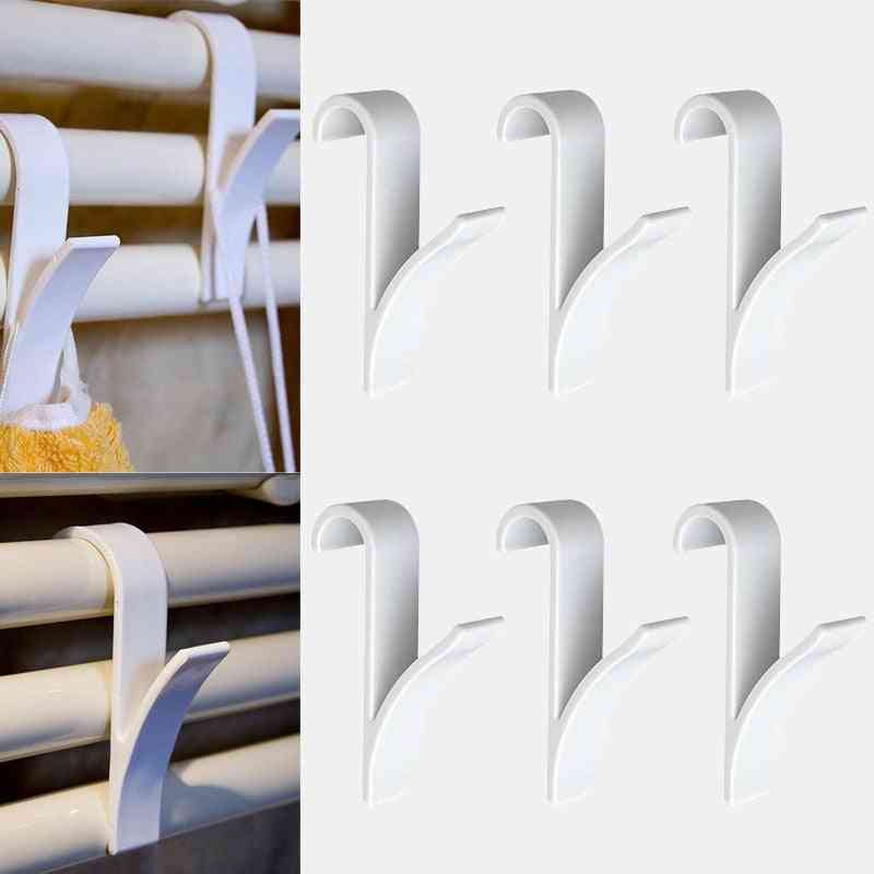 Bath Hook Holder Hanger For Drying Of Wet Towels, Bathrobe And Other Parts Of Our Wardrobe