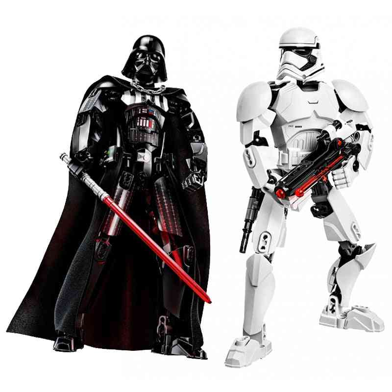 Newest Space Wars The Last Jedi Action Figures Model - Action Figure Toy