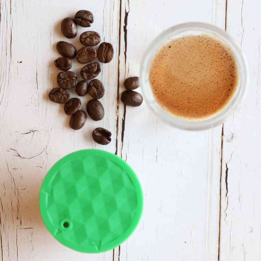 Refillable Dolce Gusto Coffee Capsule Compatible With Nescafe Machine