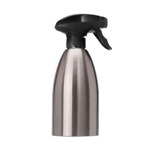 Stainless Steel Spray Bottle Oil Sprayer - Oiler Pot