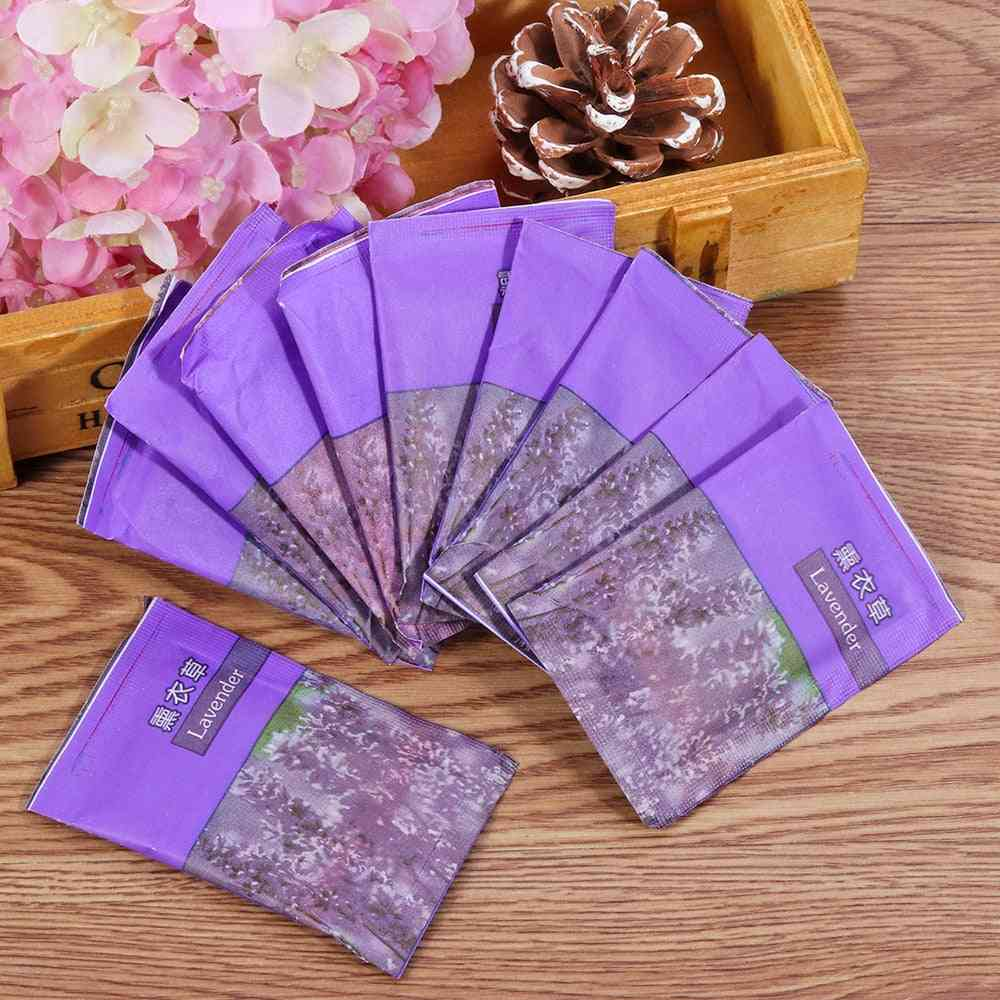 Aromatherapy Bag Wardrobe Sachets, Paper Fragrances Spices Bags Air Fresheners