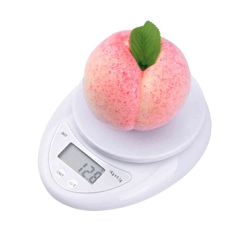Portable Digital Scale Led -electronic Scales Postal Food Weight Measuring