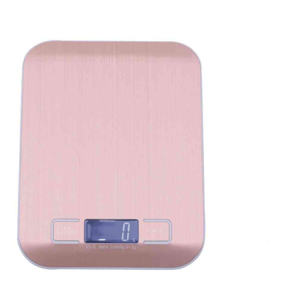 Mini Portable Digital Scale Lcd -kitchen Electronic Scales