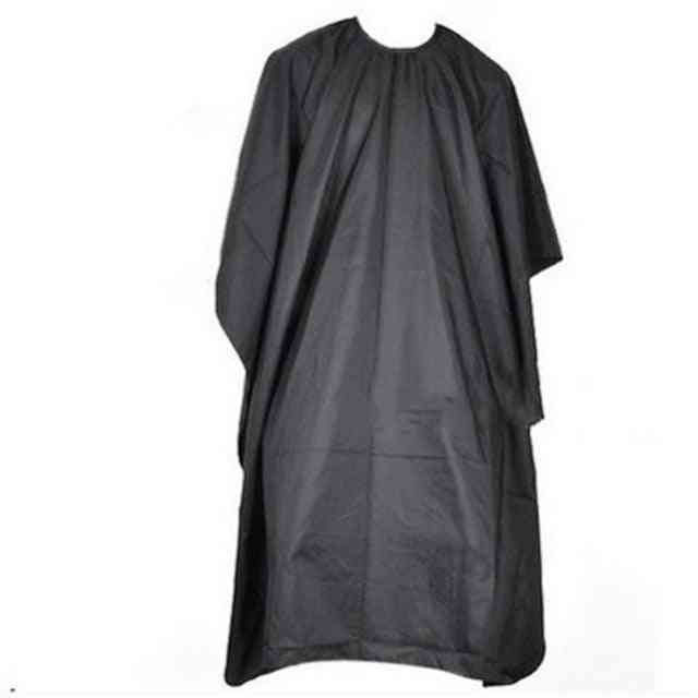Adult Child Hair Cutting Cloth - Waterproof Salon Barber Haircut Cape, Hairdresser Gown, Apron