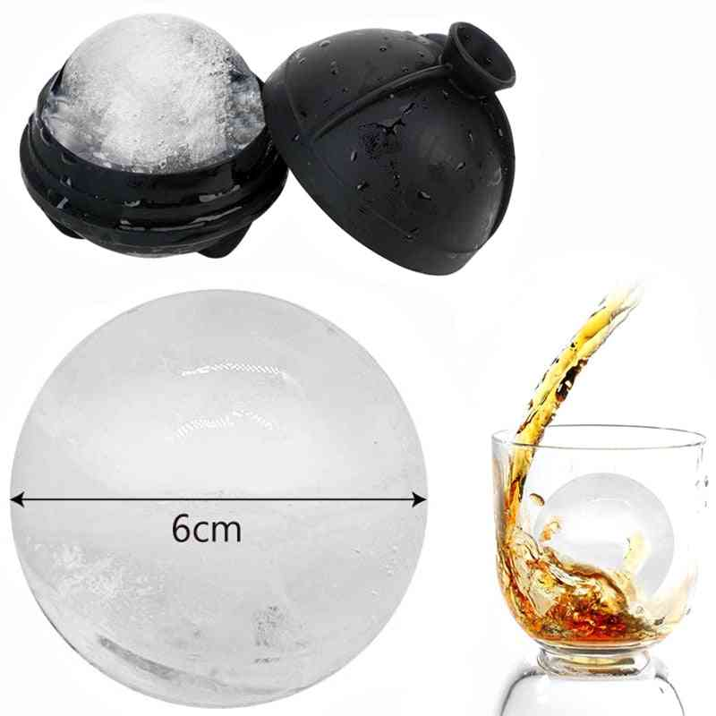 Ice Cube Makers - Home Bar Party Cocktail Use Sphere Round Ball