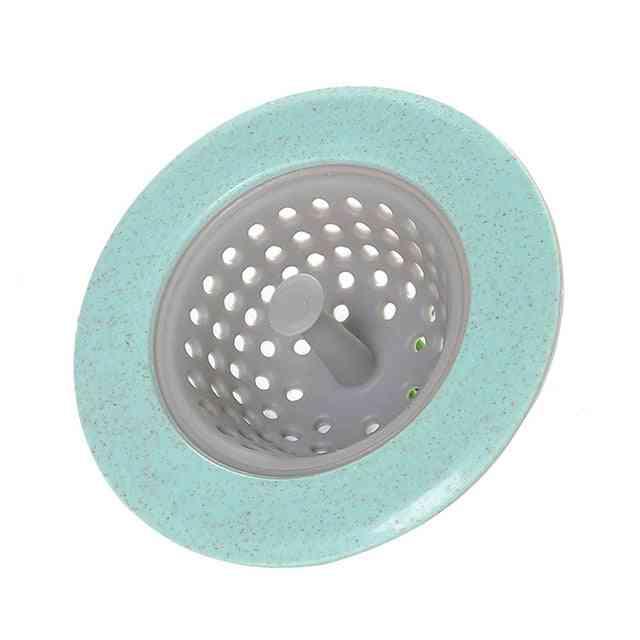 Silicone Sink Filter Strainer - Kitchen Bathroom Waste Plug