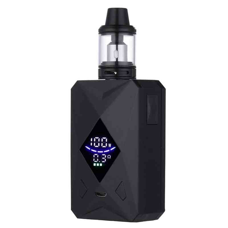100w 4ml Capacity Electronic Cigarette Kits With Captain Mini Tank