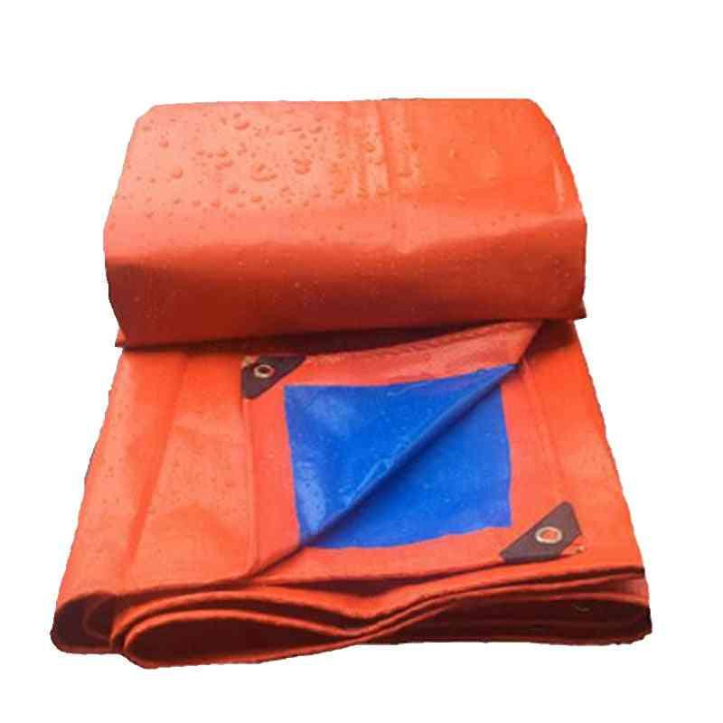 Rainproof Tarpaulin Rain Sail Sun Shade, Outdoor Protection Covers