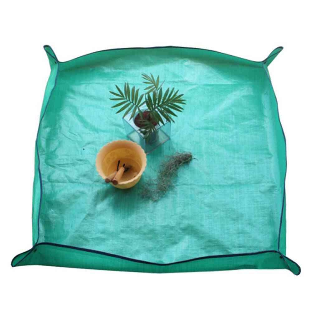 Soil Succulent Plants Replacement Waterproof Mat