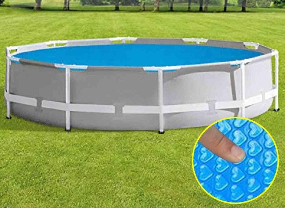 Bubble Insulation Film -dustproof Pool Sunblock, Swimming Cover