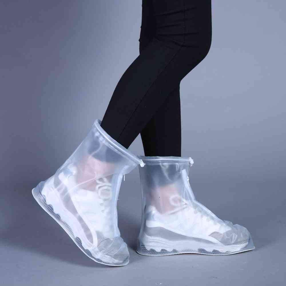 Outdoor Waterproof, Slip Resistant Overshoes / Boots Or Women