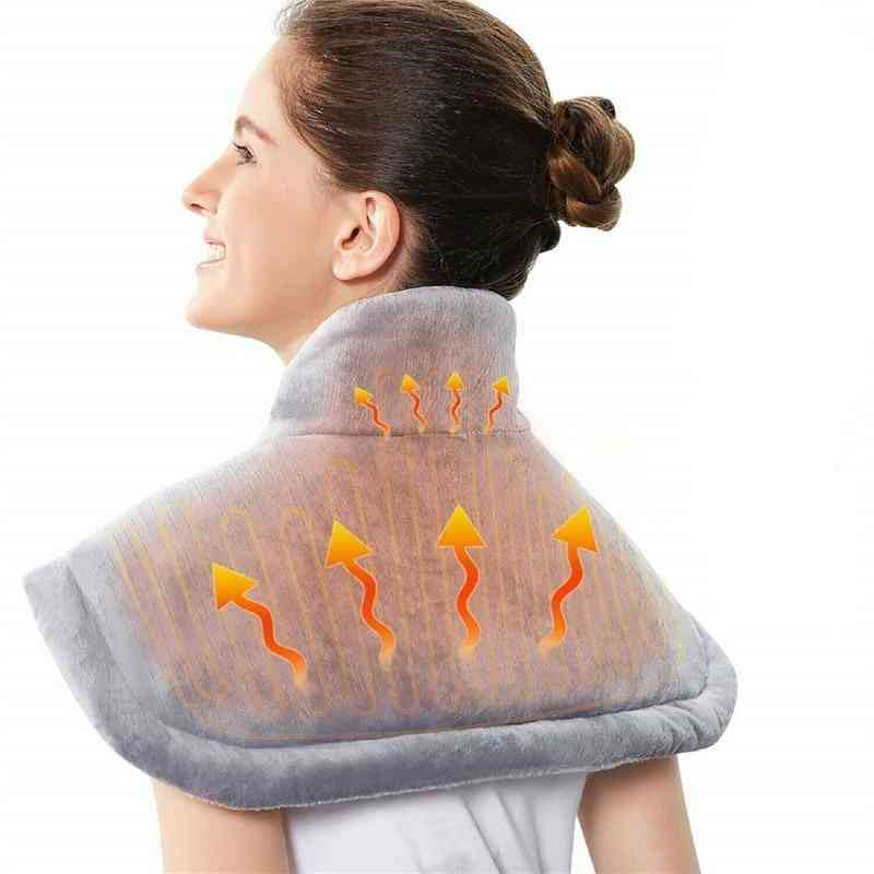Winter Electric Heating Pad - Moist Neck, Shoulder Back Warmer