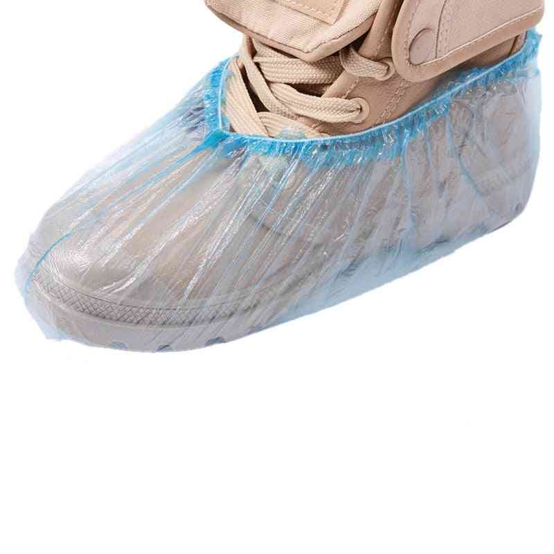 Disposable Shoe Covers Carpet- Cleaning Overshoe Guests