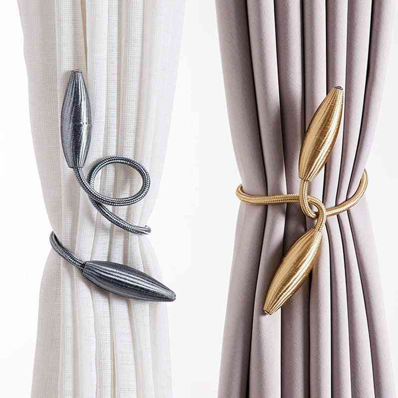 Arbitrary Shape Strong Curtain Elegant Tiebacks
