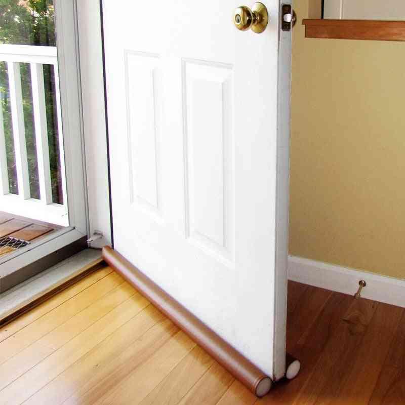Twin Door Draft Dodger Doorstop And Window Protector