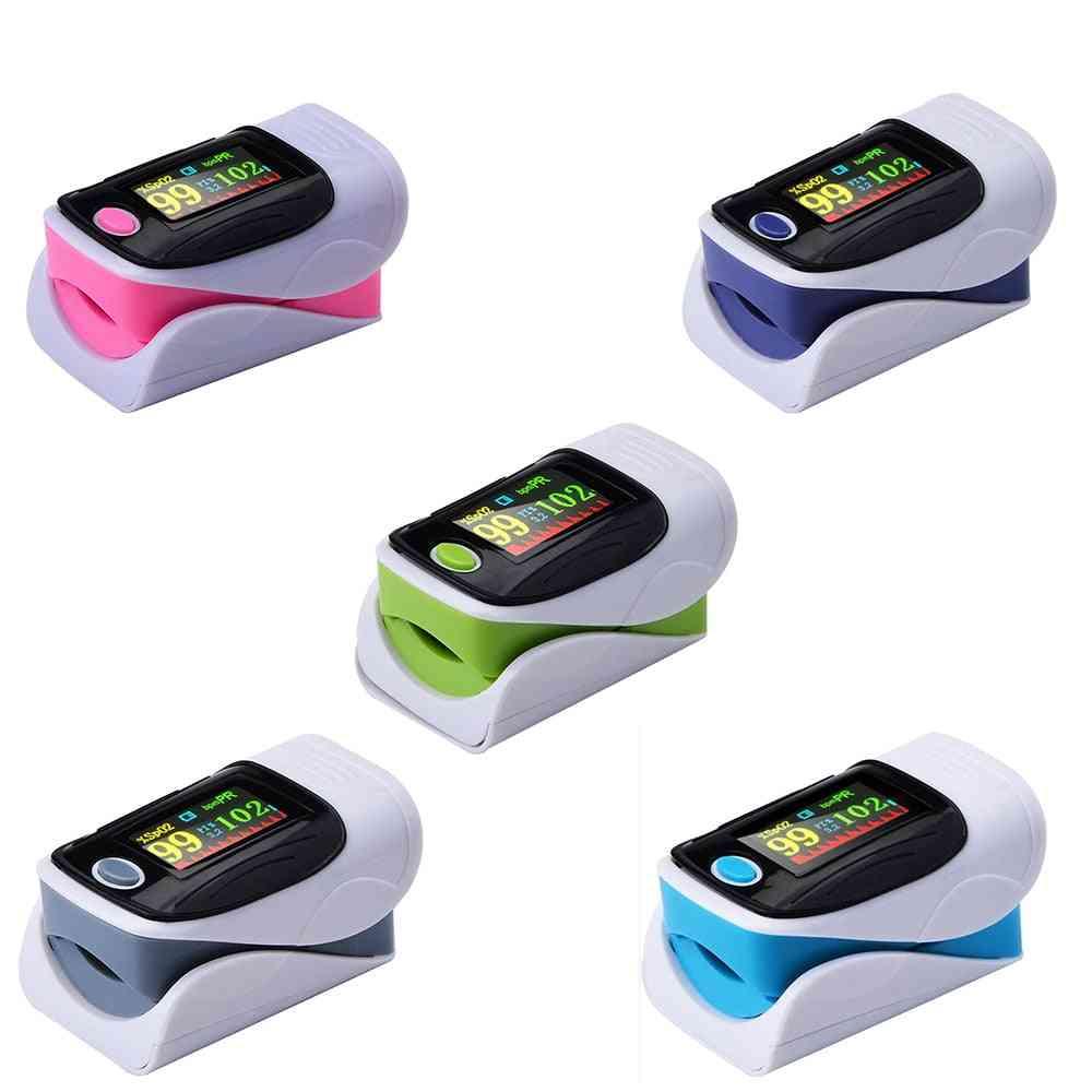 Blood Oxygen, Finger Pulse Saturation Monitor