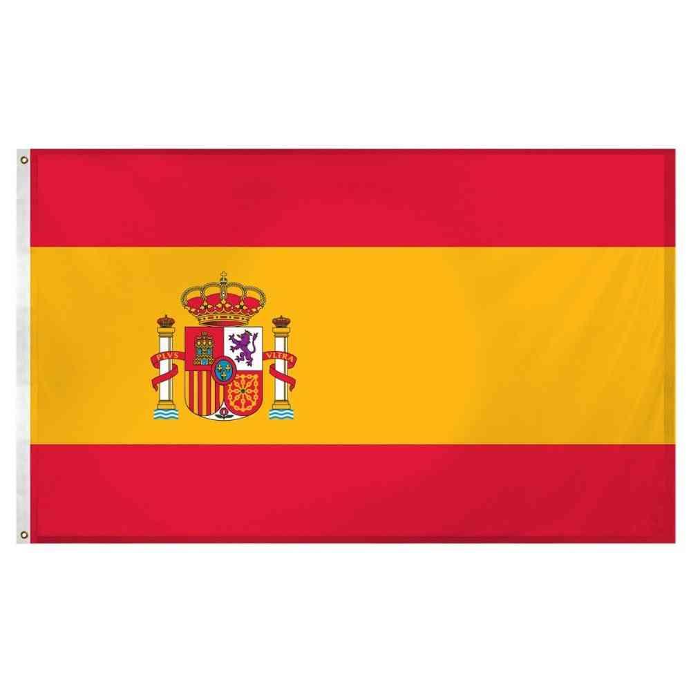 Esp Es Espana Spainish Spain Flag