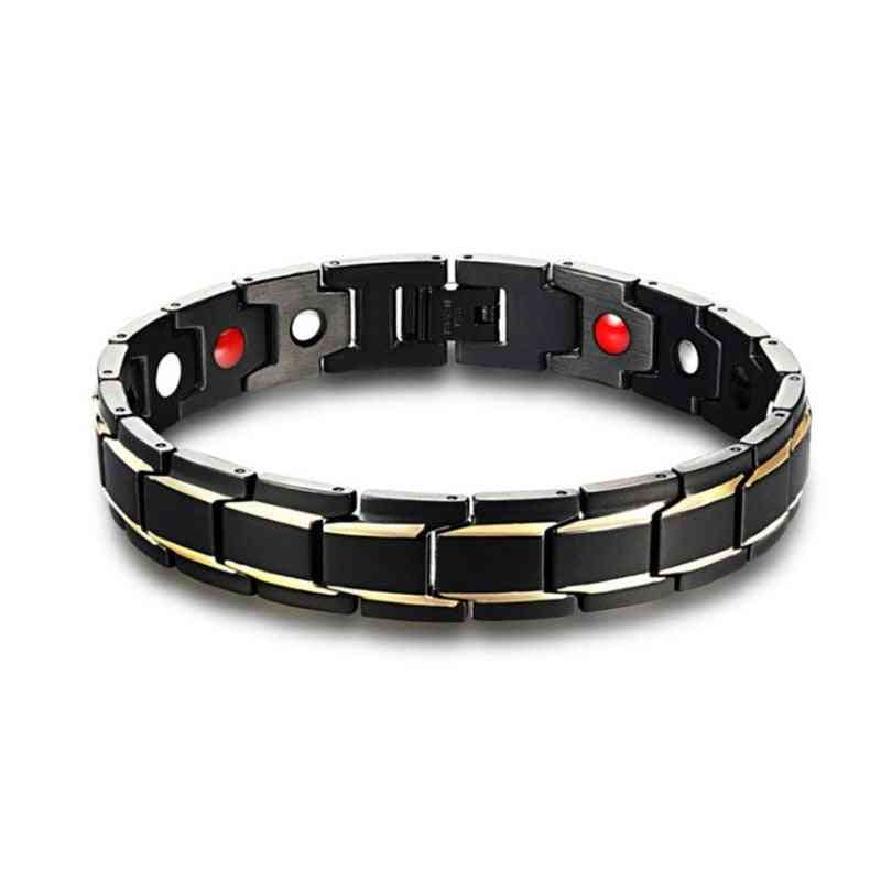 Body Slimming Weight Loss Anti Fatigue Healing Bracelet - Beads Stretch Bracelet Therapy For Men, Women