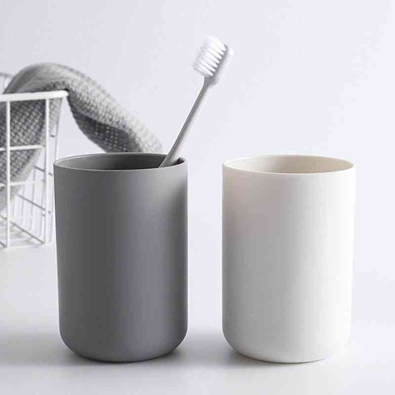 Multifunctional Plastic Water Food Grade Rinse Cups For Home Drink Ware & Bathroom Accessories