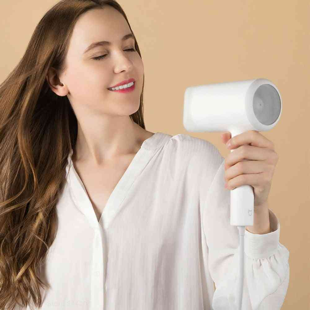 Water Ion, Nanoe Hair Care Anion - Professional Quick Dry, Blow Hairdryer