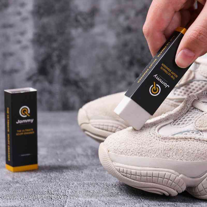 Suede Leather Shoes Boot Clean Care Eraser - Shoe Stain Cleaner Wipe