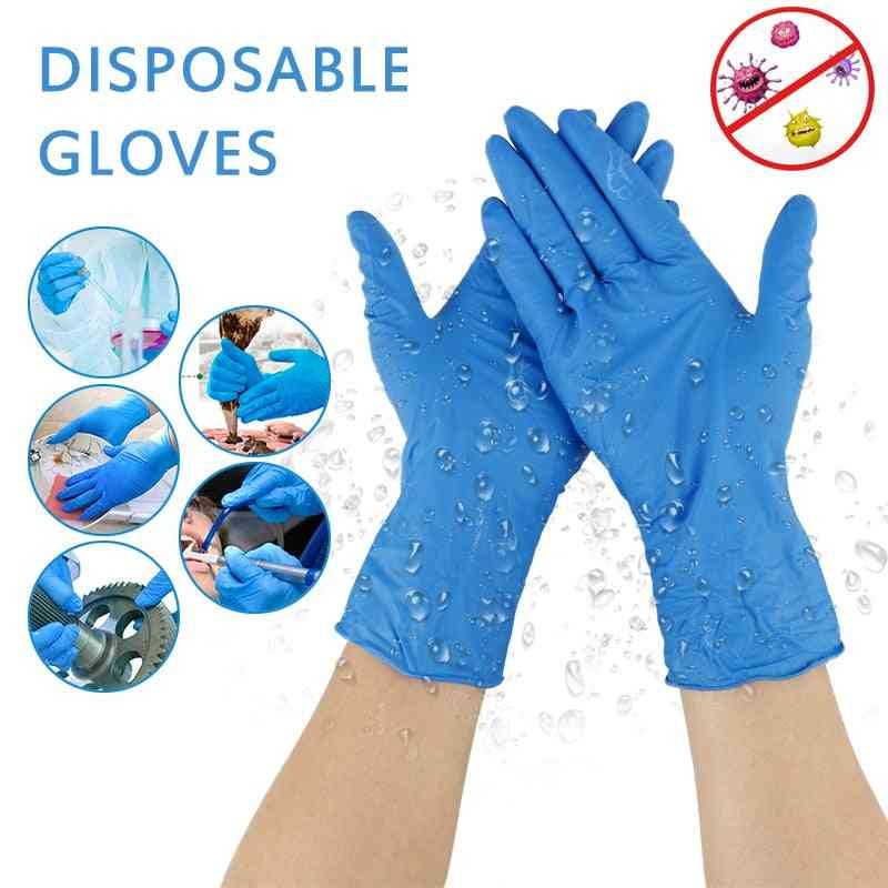 Universal Home Disposable Hair - Coloring Latex Gloves Tattoo Kits Used For Cooking , House Cleaning Tool