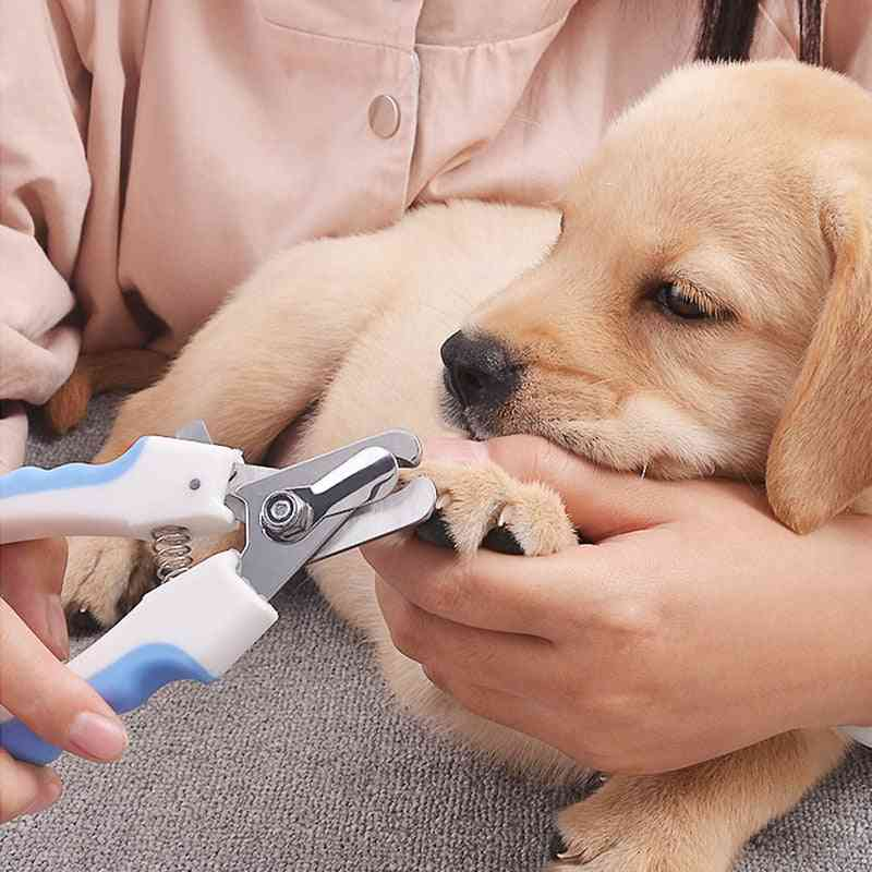 Nail Toe Claw Clipper, Scissors & Trimmer - Grooming Tools For Pets