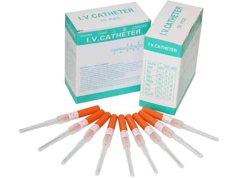 Gauge Disposable Sterilized Tattoo Needle For Body Piercing - Catheter Needles