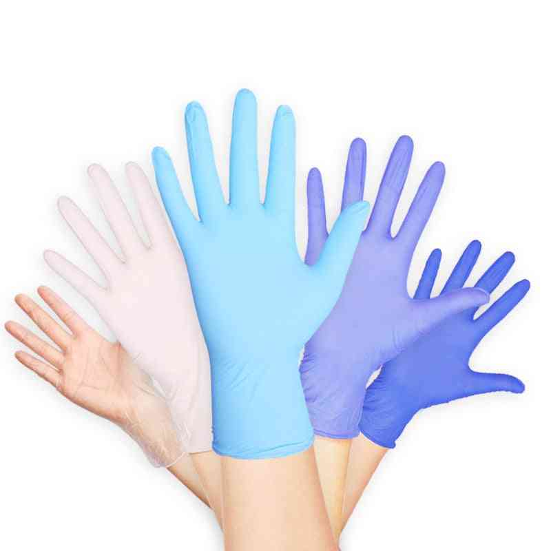 Disposable Kitchen, Garden, Household Cleaning Durable Latex Gloves