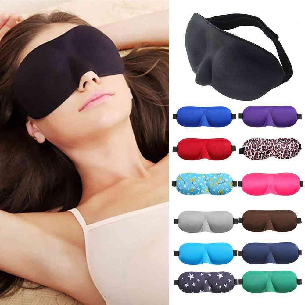Natural Sleeping, Eye Mask For Women/ Men