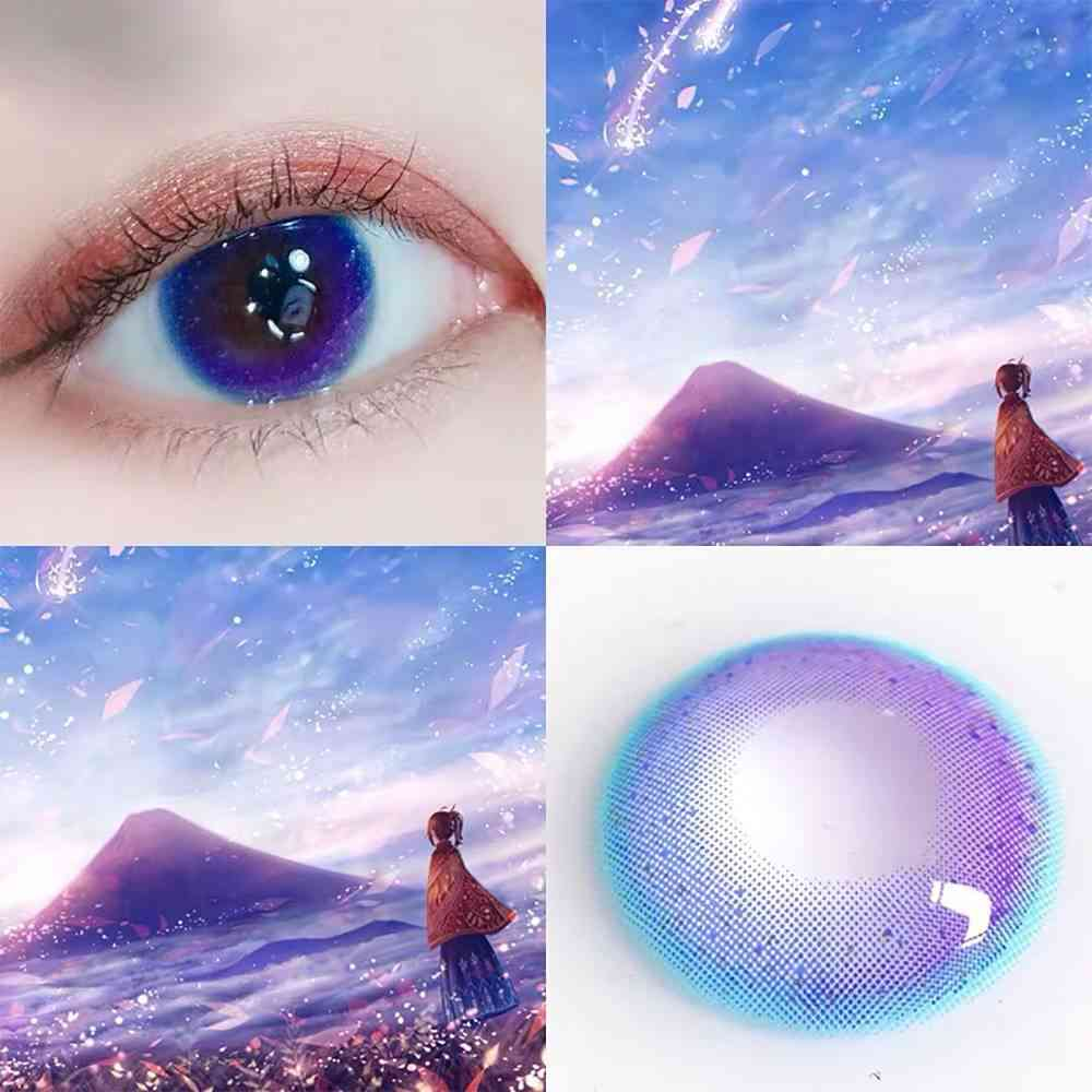 Starry Contacts Lenses - Natural Beautiful Pupil