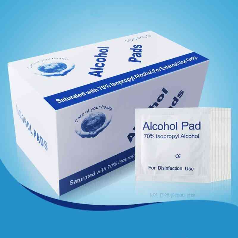 Disposable Disinfection Wet Wipe- Antiseptic, Skin Cleaning