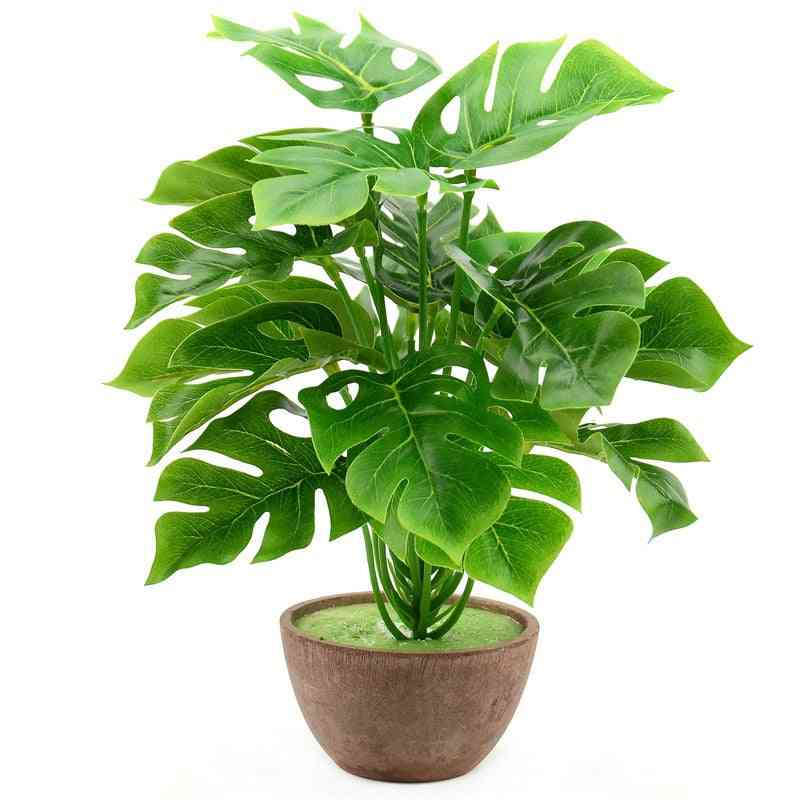 Artificial Leaves Plant For Party, Beach, Wedding And Table Decorations
