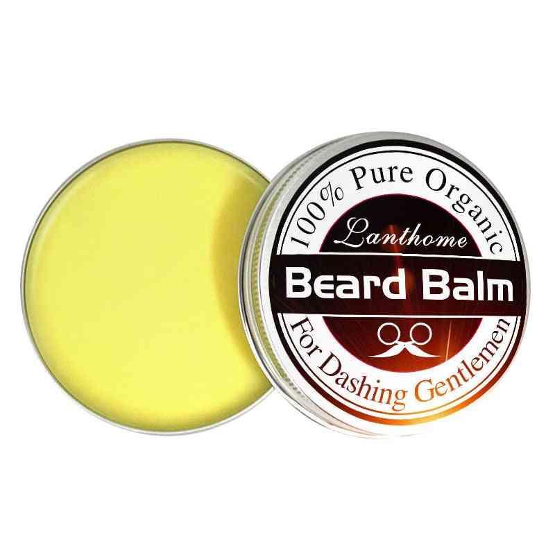 Professional Natural Moisturizing Beard Balm - Soften Conditioner