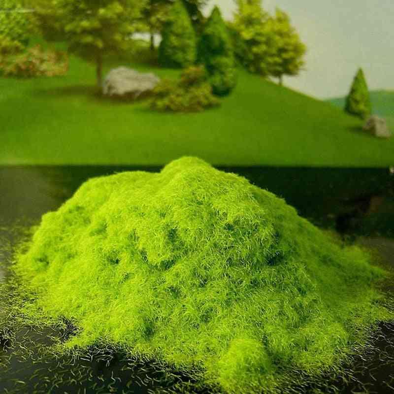 Artificial Grass Powder Sandbox Game, Craft Decor - Micro Landscape Decoration, Home Garden Diy Accessories