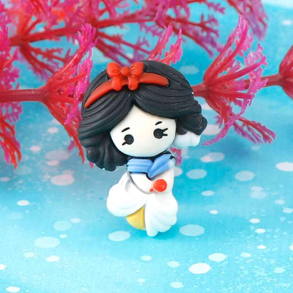 Cartoon Series Little Girl Resin Flatback Crafts Decoration Embellishments - Cabochon Scrapbooking Diy Accessories