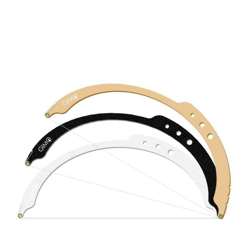 Semi-permanent Ruler Positioning Bow Eyebrow Mapping Make-up Measuring Tool