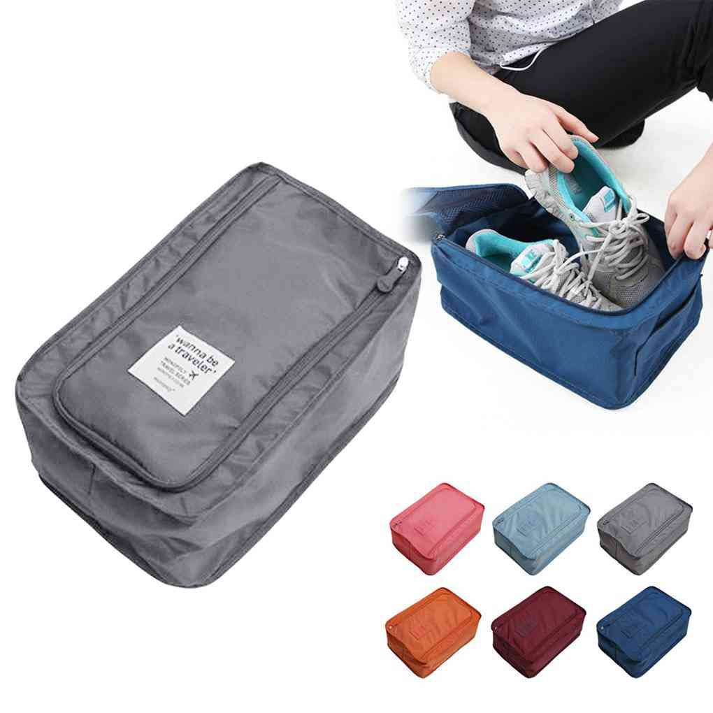 Waterproof Multi Functional Shoes Clothing Bag Organizer For Travel