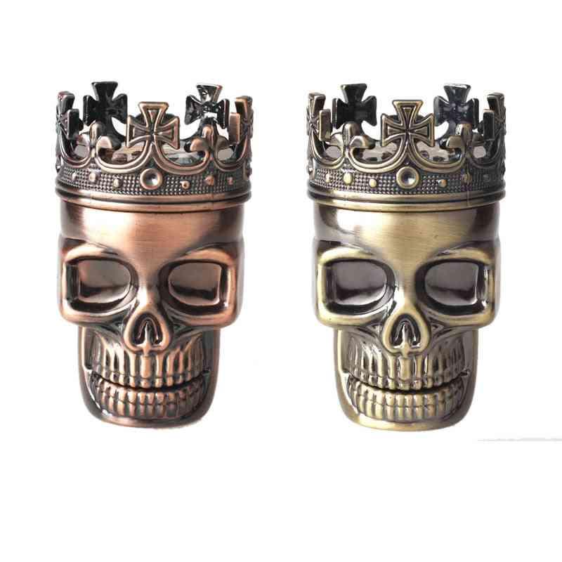 King Skull Design, Manual Mill Smoke Detectors