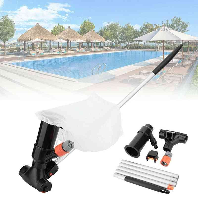 Swimming Pool Vacuum Jet Sections Suction Tip Connector - Inlet Portable Detachable Cleaning Tool