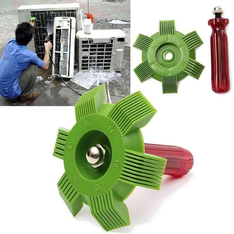 Radiator Comb Evaporator Air Conditioning Tools - Fin Repair Comb Auto Car Plastic Straightener Refrigeration
