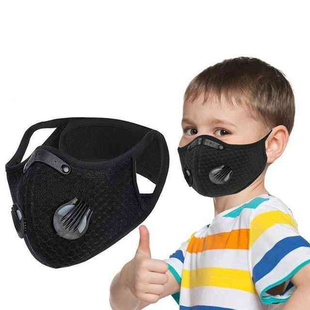 Washable And Reusable Face Mask For Kids