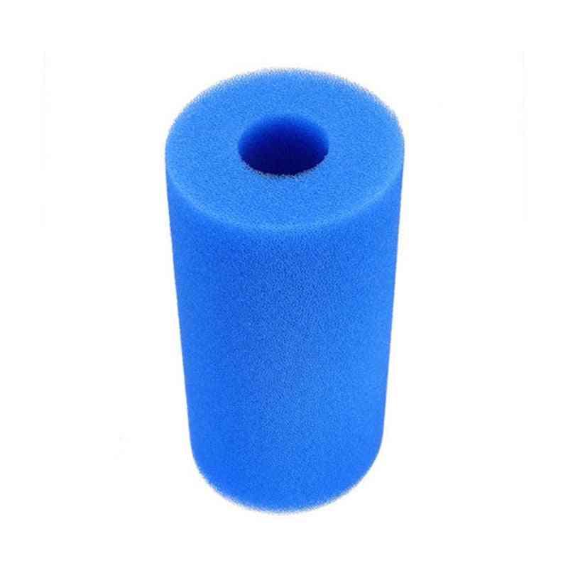 Swimming Pool Foam Filter Sponge Intex Reusable, Washable Biofoam Cleaner