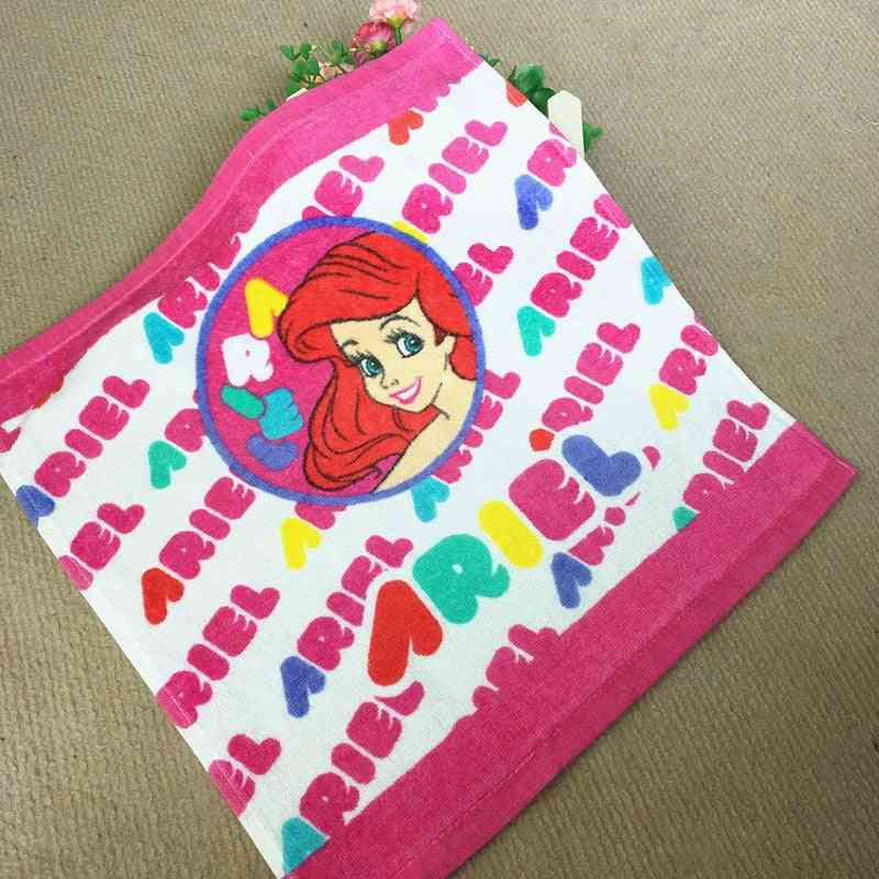 Disney Cartoon Printed Handkerchief For Kids-soft And Breathable