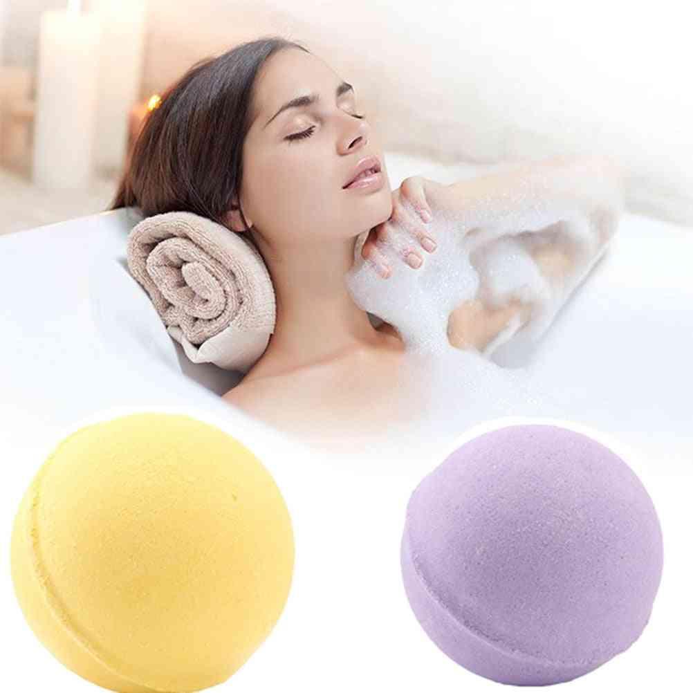 Natural Organic-spa Bath Bombs