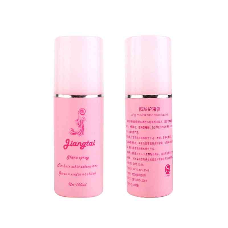 Optional Wig Care Solution Spray Hair Protection Synthetic