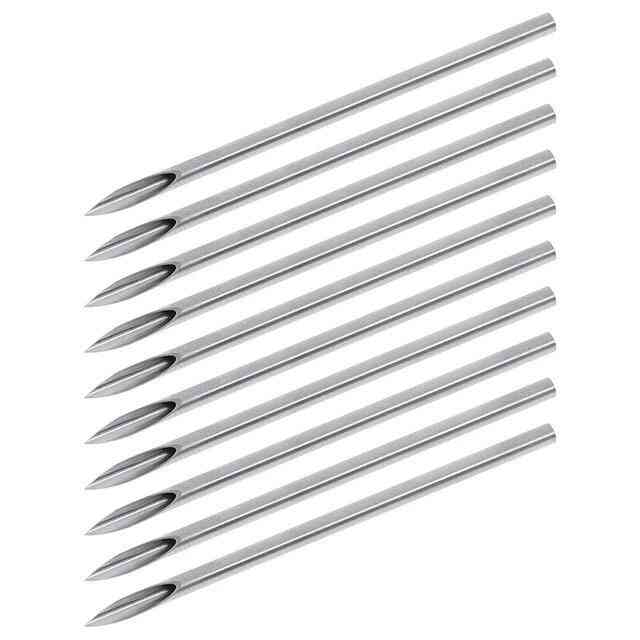 Disposable Piercing Sterilized Needles Tattoo For Navel Nipple, Ear, Nose